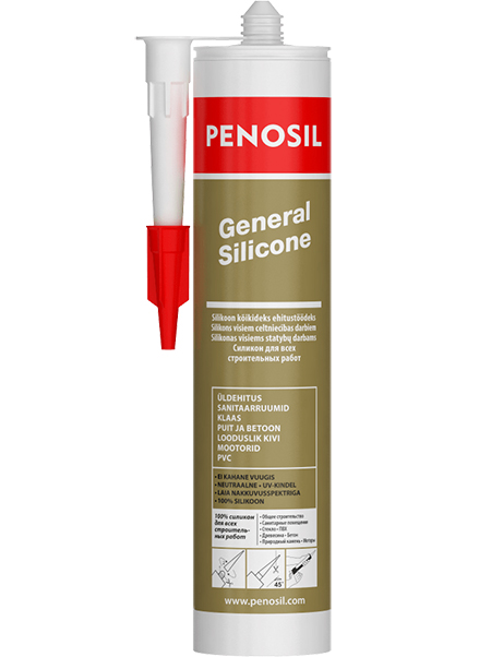 General Silicone  VALGE 310ml